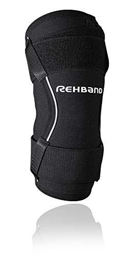 Rehband X-RX Elbow Support Elbogenbandage, Schwarz, M rechts