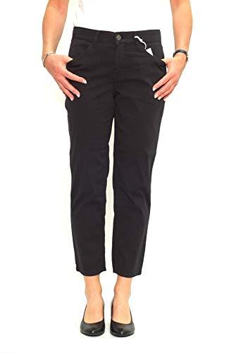 MAC Jeans Damen Melanie 7/8 Summer clean Hose, Beige (Ivory PPT 208r), 32W / 26L