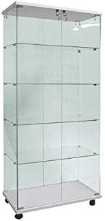 Vitrina de Modelado, Destacados en Cristal, Caja de Cristal