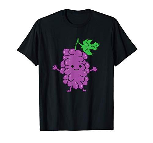 Disfraz de Halloween de Uva Divertida Uvas de Amor Camiseta