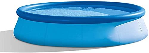 Easy Set - Piscina, Piscina, Piscina, Piscina de jardín de verano, Piscina sobre el suelo, piscina inflable de 12 pies, piscina inflable grande de 12 pies x 30 pulgadas - Piscina para niños Piscina pa
