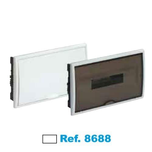 SOLERA 8688 Caja de Distribución, Blanco
