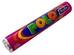 Fruit Polos x 10 Rolls