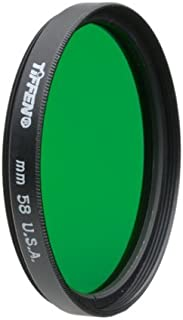 Tiffen 5558 55mm Green 58 Filter