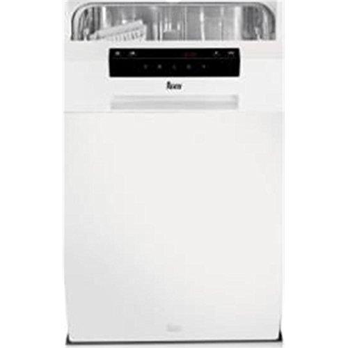 Teka - Lavavajillas A++ de 45 cm para 10 cubiertos y 8 programas de lavado - Acero inoxidable - 84.5 x 44.8 x 61