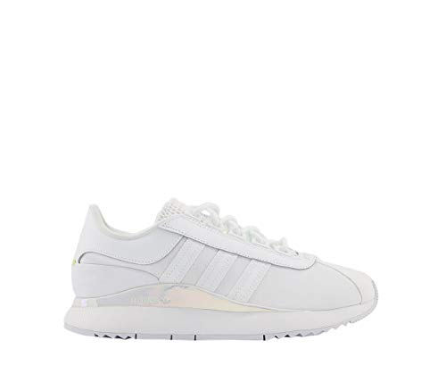 Adidas FU7212-38, Zapatilla para Correr en Carretera Mujer, Weiß, 38 EU