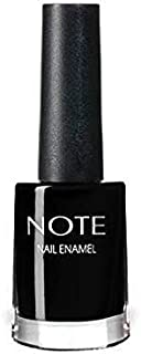 Note Italy Nail Enamel 46, Black, 9ml
