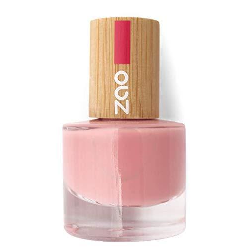 Zao - Vernis à ongles en bambou - n° 662 / Rose antique - 8 ml