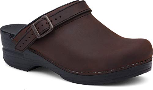 Dansko Women's Ingrid Open-Back Clog