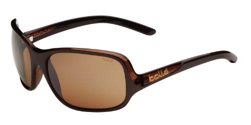 bollé Brille Kassia - Gafas de Ciclismo, Color marrón, Talla única
