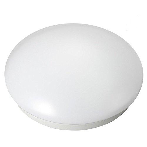 Maclean MCE82 LED plafondlamp met magnetron bewegingsmelder HF sensor 360 ° schemeringssensor IP20 plafondlamp lamp 10W 780 lumen
