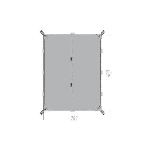Tatonka Bâche 4 - Simple tarp
