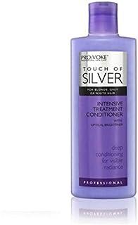 [Pro:Voke] プロ:銀の集中的な紫色のコンディショナー150ミリリットルのVokeタッチ - PRO:VOKE Touch Of Silver Intensive Purple Conditioner 150ml [並行輸入品]