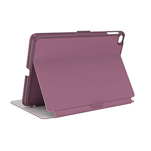 Speck Products Balance - Funda Tipo Libro para iPad Mini 2021, iPad Mini 4 y iPad Mini 5, Color Morado y Morado