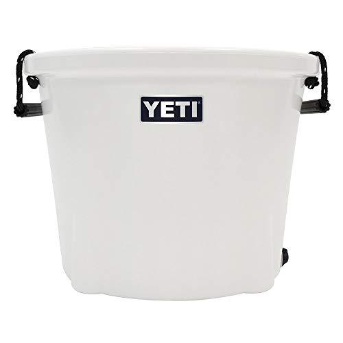 YETI YTK45W Ice Chest Tank 45 White (Renewed)
