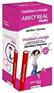 ARKOREAL VITALITY NIÑOS JALEA REAL + VITAMINAS 50 BARRITAS 25 G