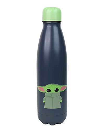 Branpresto 608945 - Star Wars - Botella de agua - Bebé Yoda (PlayStation 4)
