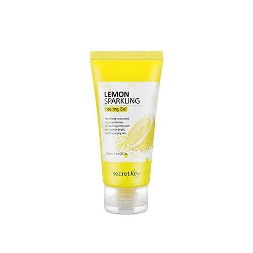 Secret Key Lemon Sparking Peeling Gel 120 ml [Korean Version] by LadyAda