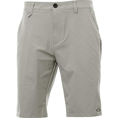 Oakley Men's Take Pro '18 Shorts,34,Stone Gray