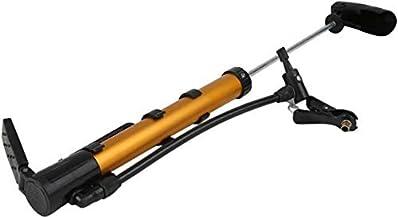 Portable Bicycle Air Pump, Brown, F12-2