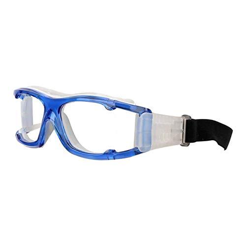XBSXP Sportbrille, ausgezeichnete Hitzebeständigkeit, 2 Rahmen für Basketball-Trainingsbrillen, für Sandrennen im Freien