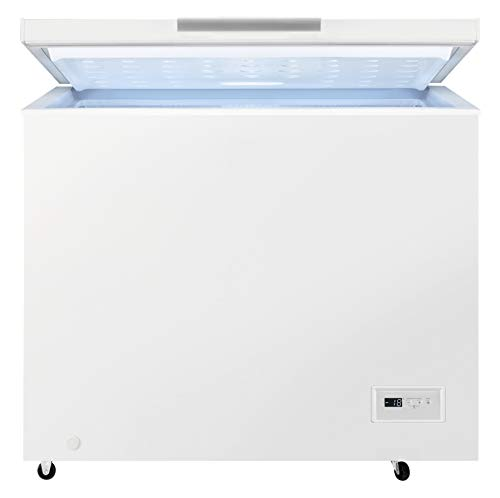 AEG AHB526E1LW Congelatore Orizzontale, Low Frost, Classe Energetica A++, Capacità 260 L, Bianco