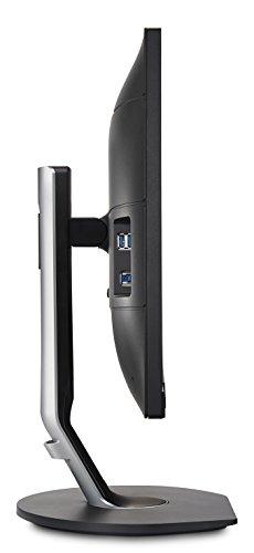 Philips 272B7QPJEB - 27 Zoll QHD Monitor, höhenverstellbar (2560x1440, 60 Hz, VGA, HDMI, DisplayPort, USB Hub) schwarz