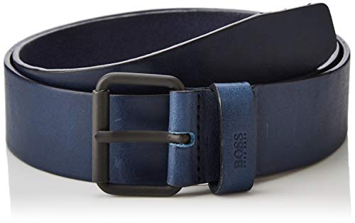 BOSS Serge-va_sz40 Cintura, Blu (Dark Blue), 120 Uomo