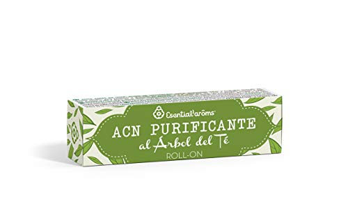 ESENTIAL AROMS Acn Purificante Roll-On Arbol Del Te 5Ml. 50 ml