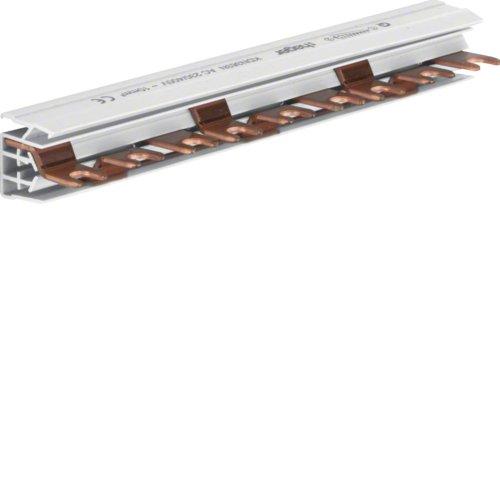 Hager KDN363N Phasenschiene 3-polig Gabel.10qmm 9m