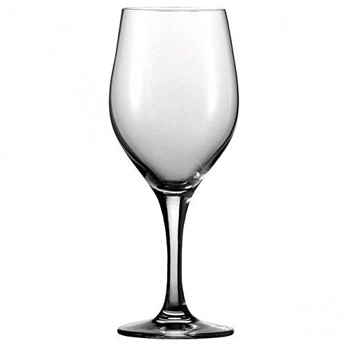 DEGRENNE - Montmartre Lot de 6 verres à vin blanc 25 cl - Transparent