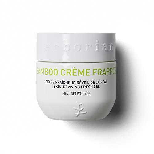 Erborian - Bamboo Crème Frappée - Crème de Jour Tonifiante - Gelée Fraîcheur Réveil de la Peau - Soin de la Peau Coréen - 50ml