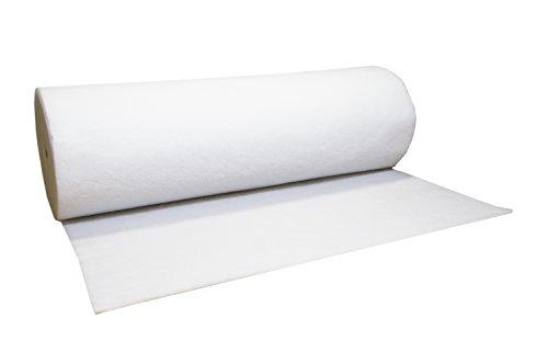 100g/m² Polstervlies – Polsterwatte - 150cm breit / 5lfm
