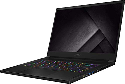 XPC MSI GS66 Stealth Gamer Notebook (Intel 10th Gen i7-10750H, 32GB RAM, 512GB NVMe SSD, RTX 2080 Super 8GB, 15.6