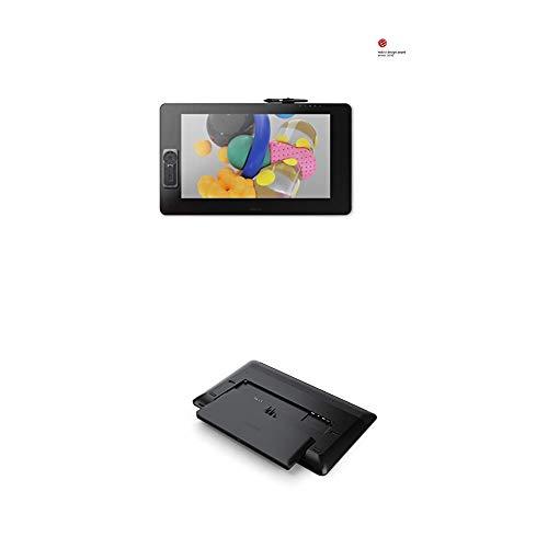Wacom Cintiq Pro 24 Kreativ-Stift-Display (4K-Display (24 Zoll) mit integriertem Standfuß) + PC Modul (Intel i5 - 7300hq/Quadro p3200 m, für Grafiktablet Pro 24 oder 32)