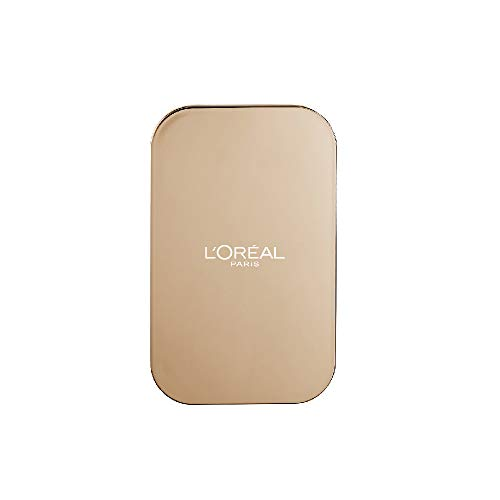 L'Oréal Paris Age Perfect pflegendes Puder 100 Golden Ivory, für einen natürlichen frischen...