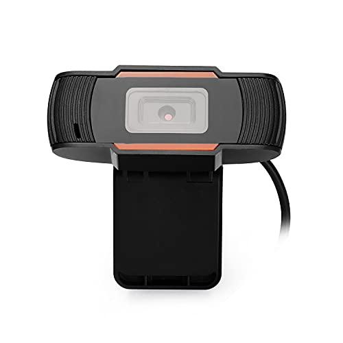Fesjoy A870 USB Webcam Web-Camera Micrófono de Juego de Sonido Integrado para lecciones en línea Cámara de computadora de Escritorio