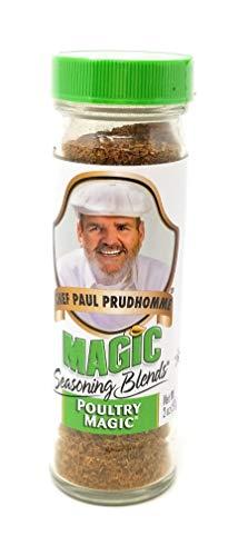 Poultry Magic Seasoning - 3 Pack (2oz each)