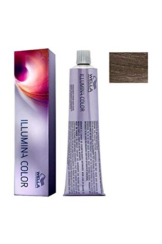 Wella Professionals Illumina Permanente Haarfarbe, Nummer 6/16
