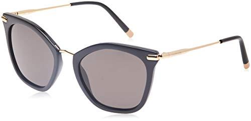 Calvin Klein CK1231S 001 54 Montures de lunettes, Noir (Black), Femme
