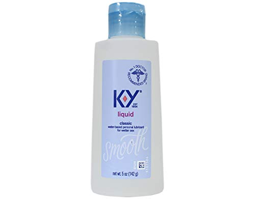 K-Y Lubricant (5 Ounce (Pack of 4))