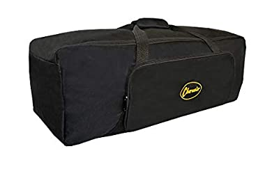 Parts accessory Gig Bag Kit gear case 29 inches long 8 adjustable compartments