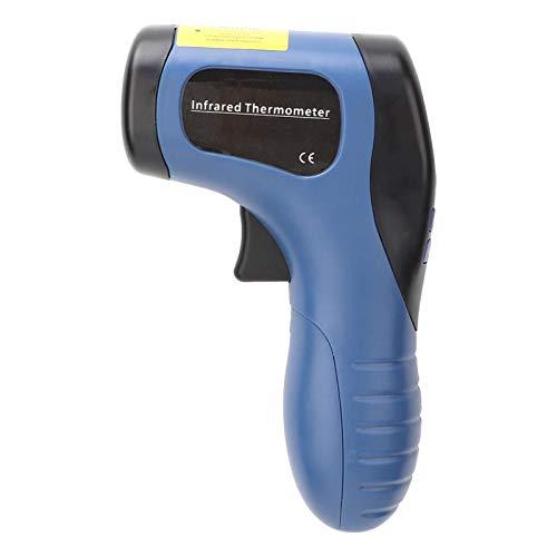 Termómetro infrarrojo Celsius y Fahrenheit Termómetro industrial Amplio rango de medición Portátil para tuberías de agua caliente