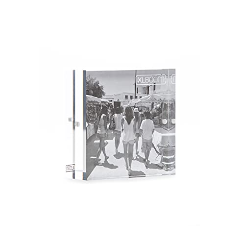 XL Boom Cadre Photo, Acrylic, Transparent, x