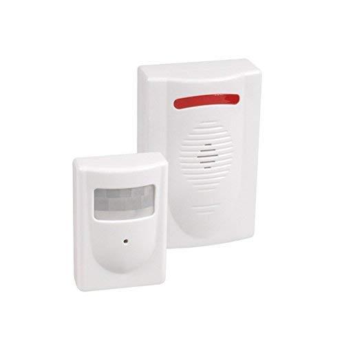 Maclean - Dc3400 - alarma inalámbrica con sensor de movimiento independiente
