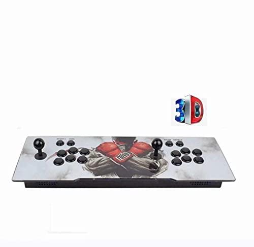 BBZZ Consolas de juegos - 3D Pandora Game Box 1339 Retro HD Juegos de soporte multijugador en línea,Añadir másJuegos, Conectar con VGA y HDMI