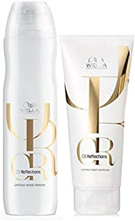 Wella Professionals Oil Reflections Shampoo 250ml & Conditioner 200ml (Combo)