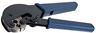 C2G/Cables to Go 38026 RG59, RG6, RG62 Coax Hex Crimping Tool, TAA Compliant Blue