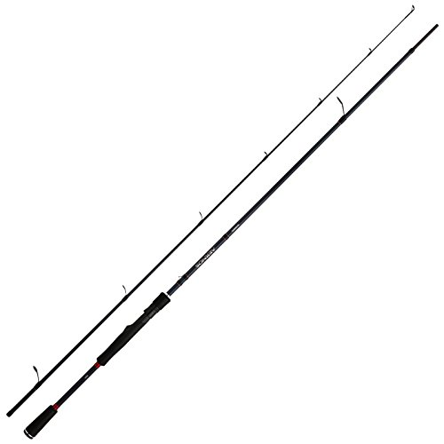 SHIMANO Aernos AX Spinning 82 H, 2,49metro, 8,17ft, 21-56gramo, 2 Piezas, Caña de Pesca Spinning, SARNSAX82H