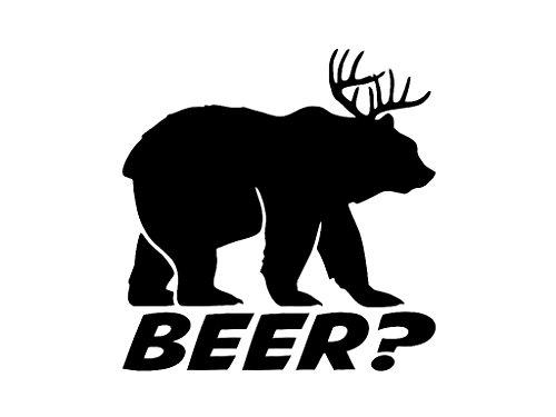 large beer stickers decals - 6